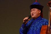 ◆演奏 ・モンゴル音楽<br>B.ボルドエルデネ