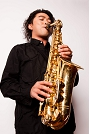 福井健太 (Baritone Sax)
