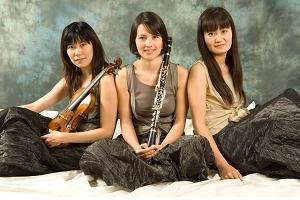Pamina Trio ~ザルツブルグのミューズたち~